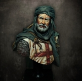 Templar Knight Bust